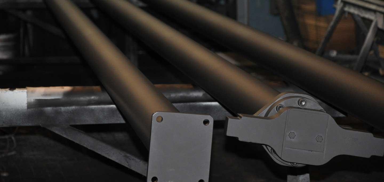 Iotti Hydraulic Cylinder | Cilindri oleodinamici su misura